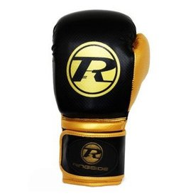 Ringside Ringside Boxing Gloves Synthetic Leather Black