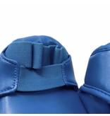 Blue Karate Gloves