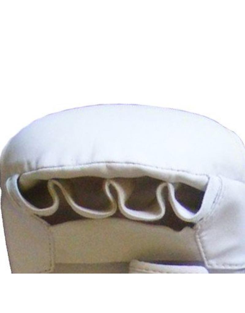 White Karate Gloves