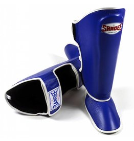 Sandee Sandee Shin Guards Authentic Blue