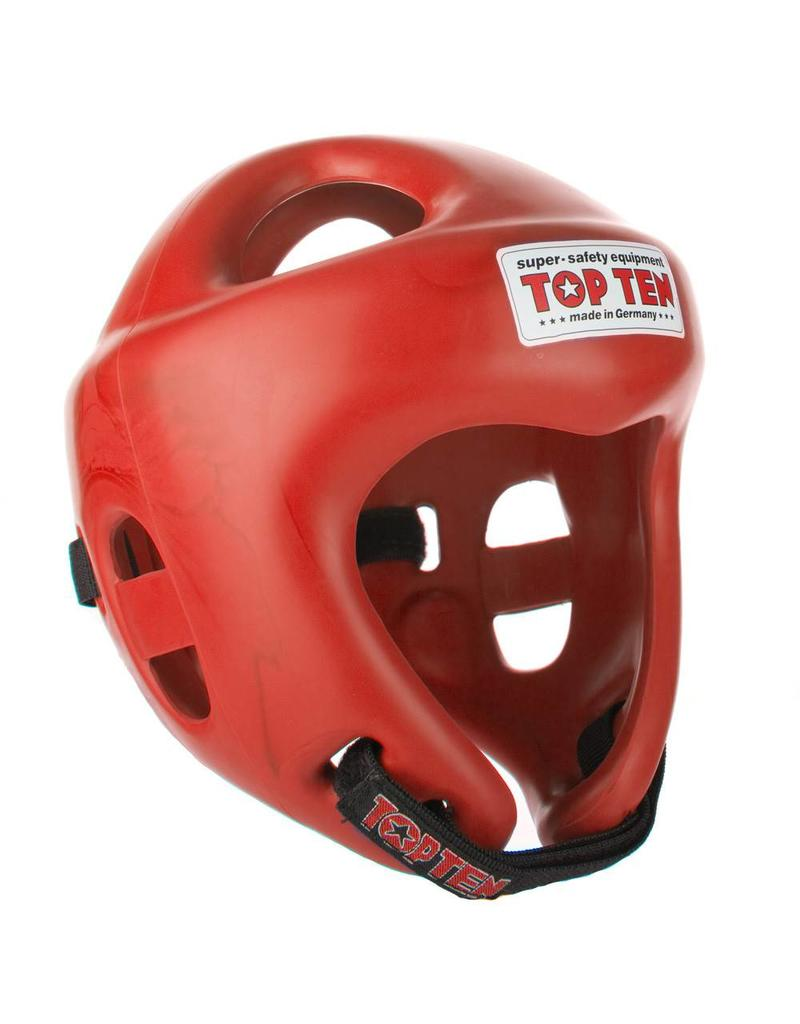 Top Ten Sparring Gloves In Red Used By World Champions: Top Ten Sparring Head Guard In Red As Used In The Olympics