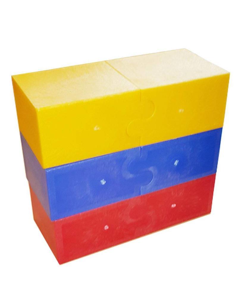 Rebreakable Bricks