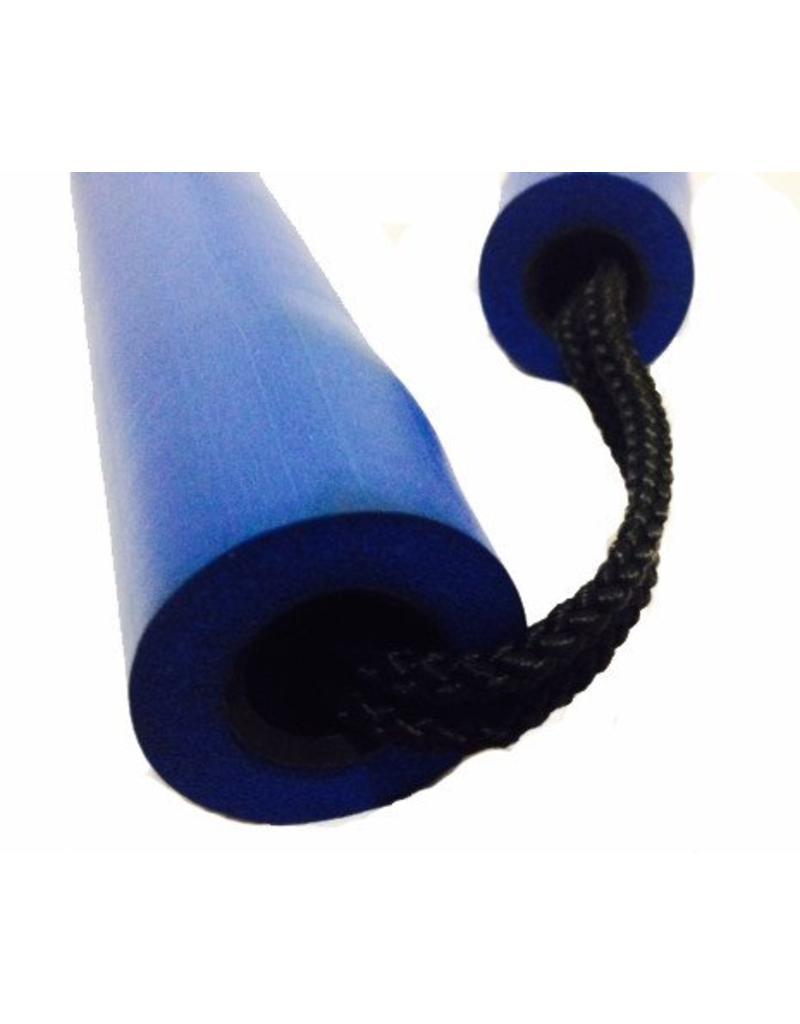 Blue Foam Nunchaku with Cord