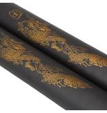 Enso Martial Arts Shop Black Foam Nunchaku with Cord