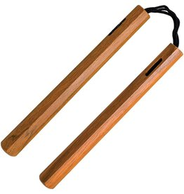 Enso Martial Arts Shop Wooden Hexagonal Nunchaku