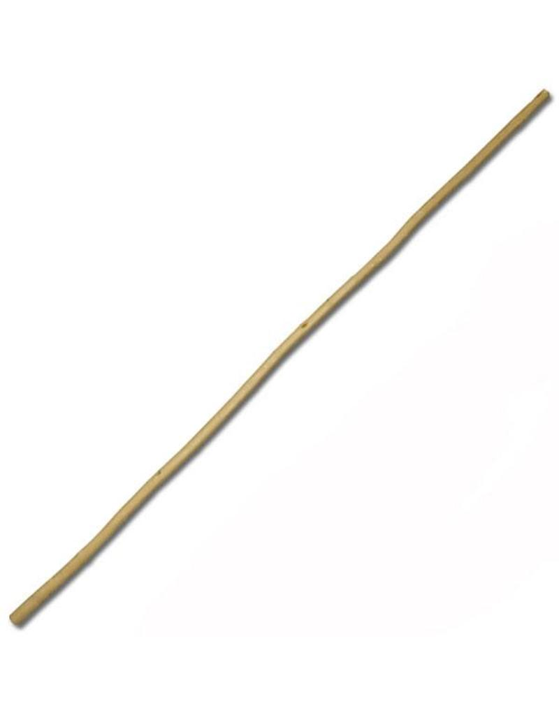 Enso Martial Arts Shop White Wax Wood Kung Fu staff