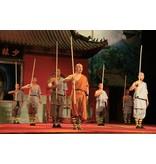 Enso Martial Arts White Wax Wood Kung Fu staff