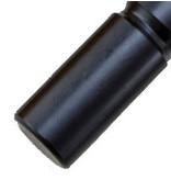 Black Kubotan Keyring