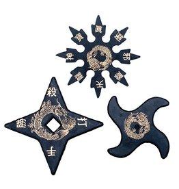 Rubber Ninja Stars