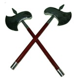Enso Martial Arts Shop Kung Fu Double Axes