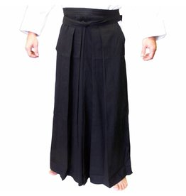Traditional Black Hakama