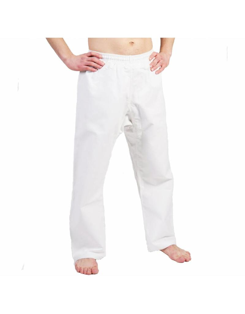 White Karate Trousers