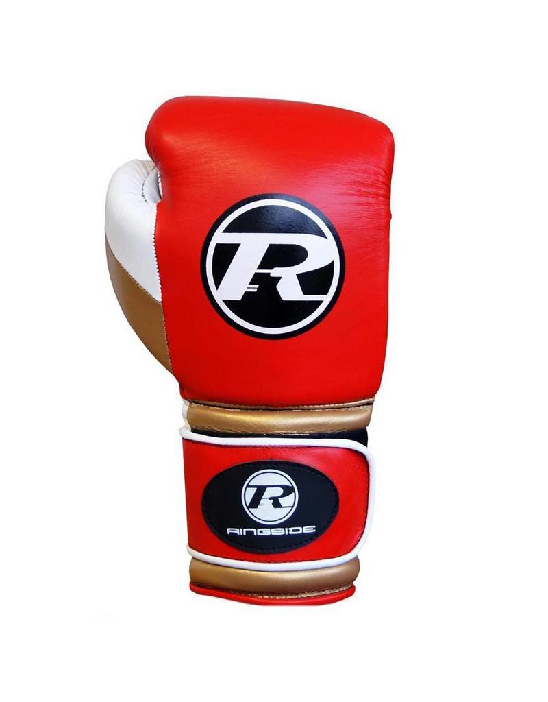 Ringside Ringside Boxing Gloves Super Pro Spar Red
