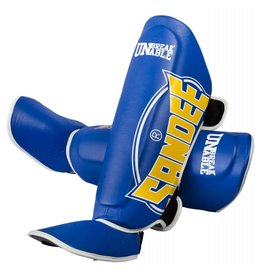 Sandee Sandee Shin Guard Cool Tec Blue