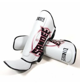 Sandee Sandee Shin Guards Cool Tec White
