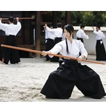 Enso Martial Arts Shop Japanese Red Oak Bo Staff