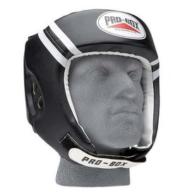 Probox Pro Box Boxing Head Guard - Black