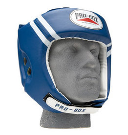 Probox Pro Box Boxing Headguard - Blue
