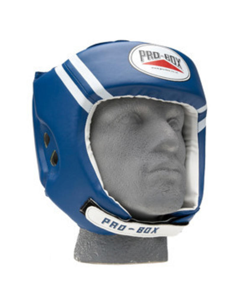 Probox Pro Box Boxing Head Guard - Blue