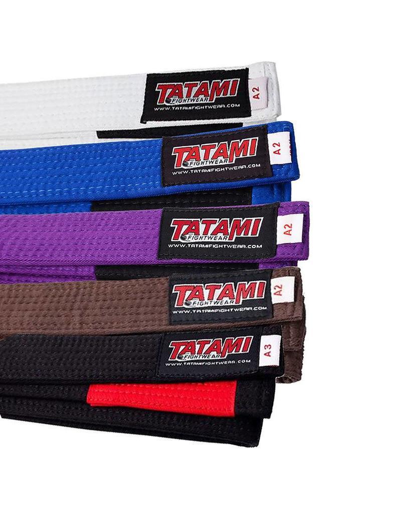 Tatami Brazilian Jiu Jitsu BJJ Belt - Adult