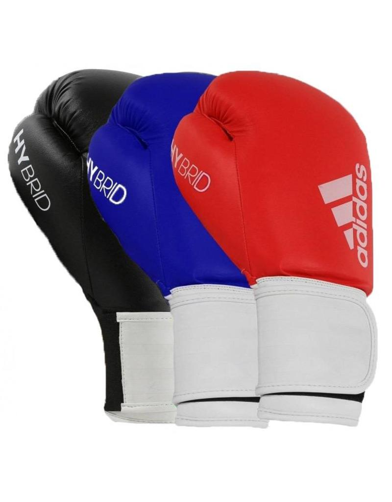 Adidas Adidas Hybrid Boxing Gloves - Blue