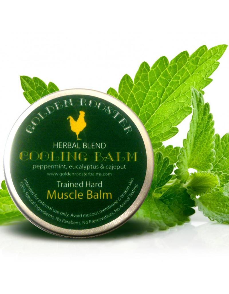 Golden Rooster Balms Trained Hard Cooling Balm
