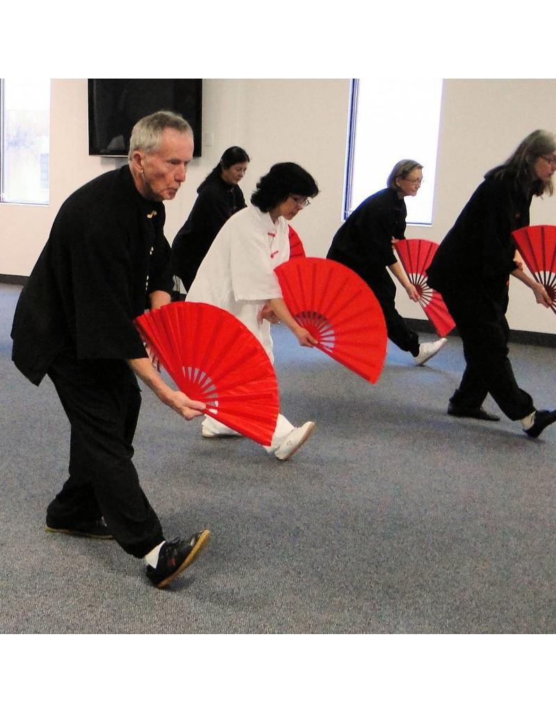 Enso Martial Arts Bamboo Tai Chi Fan
