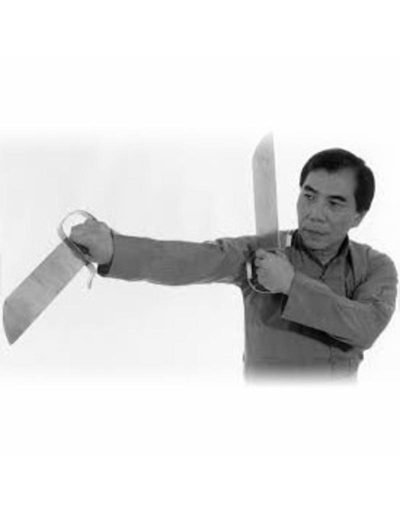 Enso Martial Arts Wing Chun Butterfly Knives