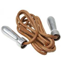 Probox Aluminium Handle Leather Skipping Rope