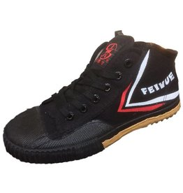 Feiyue Feiyue Black High Top Shoes