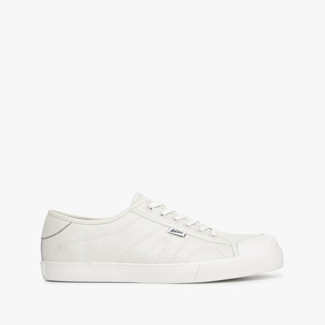 Gully Leather White