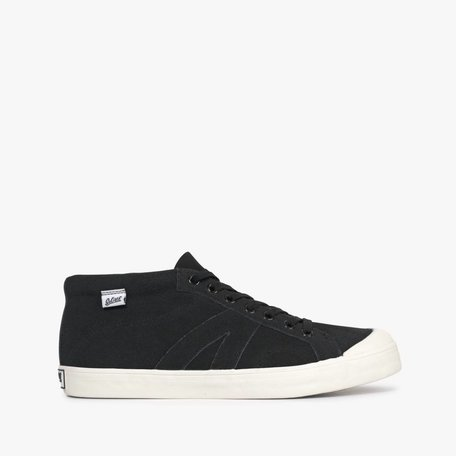 Slipfielder Hi Black Suede