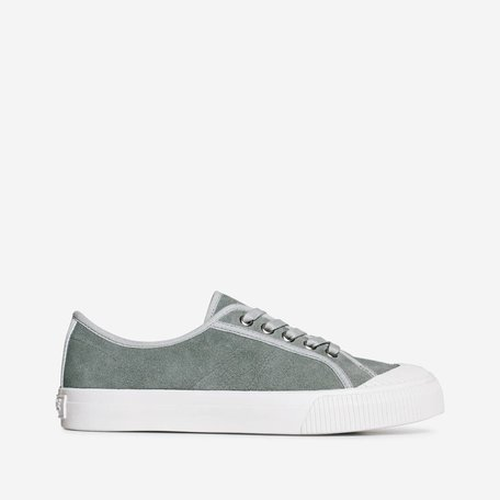 Swish Grey Suede