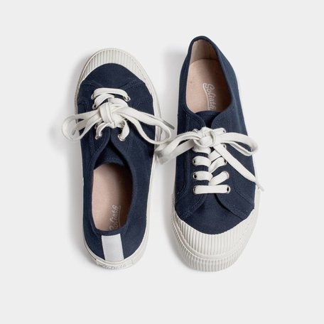 Swish Navy Canvas