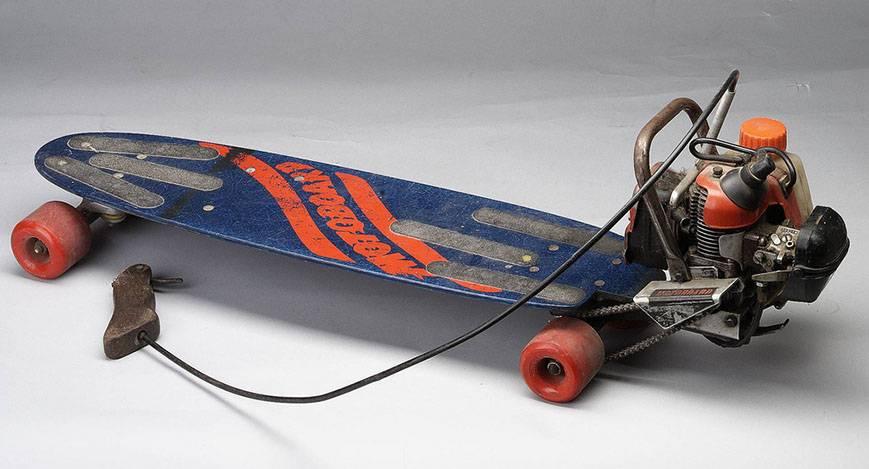 De evolutie van het elektrisch skateboard
