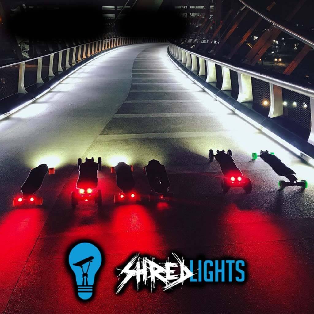 Shredlights Shredlights Dual Pack Tail Lights