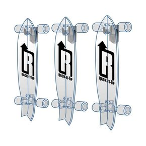 Storage Rack Electric Skateboard Vertical