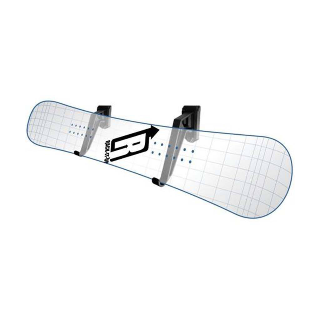 Rack it up Storage Rack Electric Skateboard Horizontal
