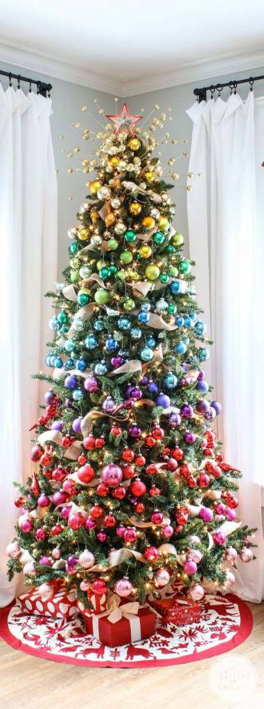 Foute kerstboom