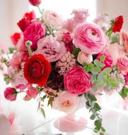 Valentijnsboeket