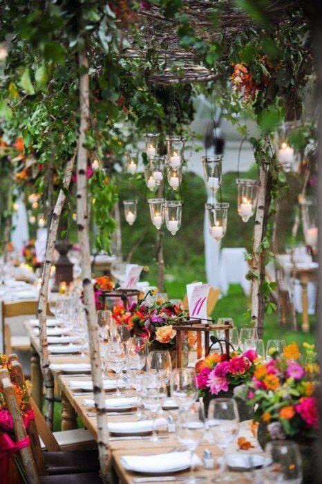 tafeldecoratie bruiloft