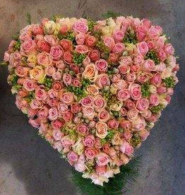 roze rozen hart