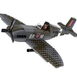 Sluban Bouwstenen WWII Serie Spitfire