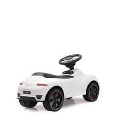 Jamara Loopauto Porsche 911 Wit