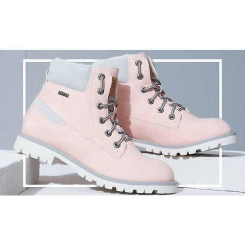 """Must Have boots """"ISA"""" pink"""