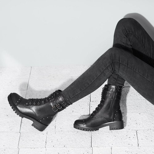 Stoere biker boots