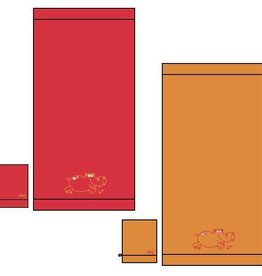 Woody Handdoek, thema nijlpaard