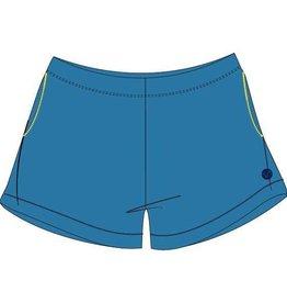 Woody Meisjes short, blauw
