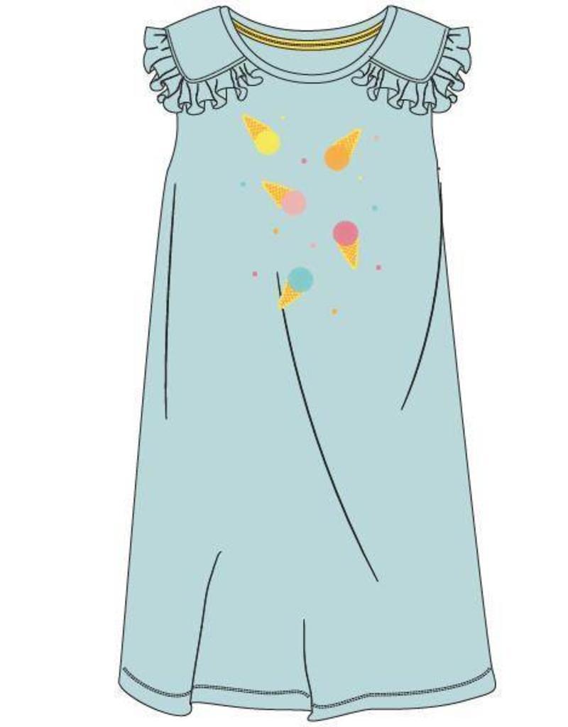 Woody Slaapkleed, lichtblauw