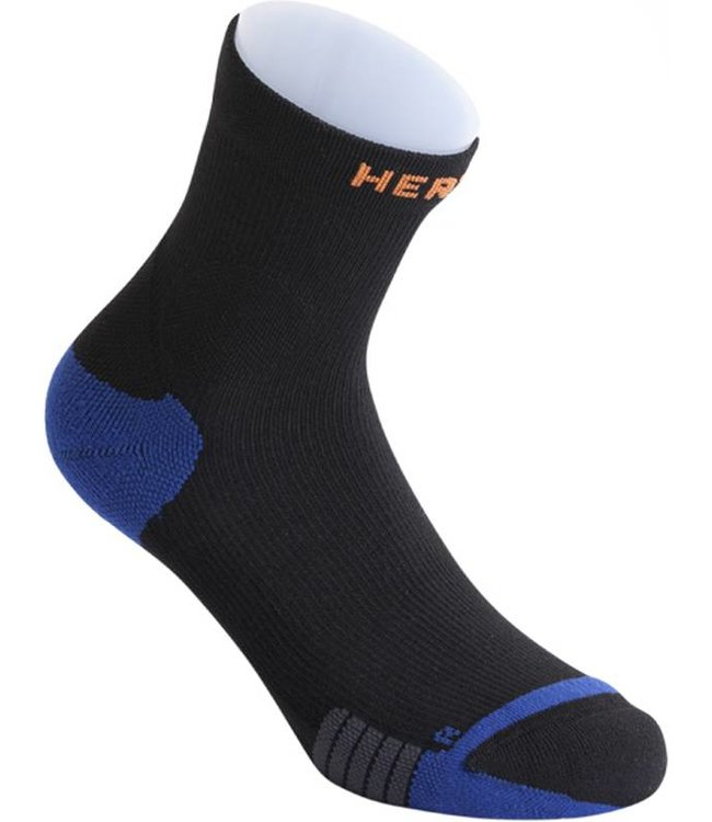 Herzog Medical Herzog Pro Compression Enkel sok Zwart